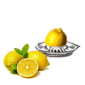 Pasabahce Glas Zitronenpresse manuell Zitrus Presse Saft Orangen Citrus Presse