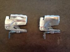 84-01 Jeep Cherokee XJ Sport PAIR OF HOOD LATCHES Catch Mechanism OEM 55235523AC