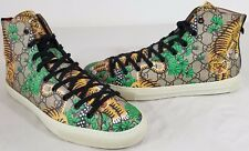 GUCCI Major High-Top Sneakers Bengal print Size (UK-10) (US-11)