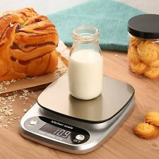 PASBUY 16S Multinational LCD Digital Scale 22lbs Kitchen Food Diet Postal Scale
