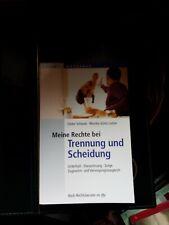 Meine Rechte bei Trennung und Scheidung von Dieter Schwab (2017, Taschenbuch)