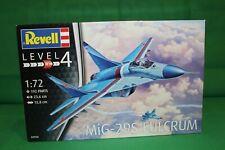 Revell ® 03936 * 1:72 * MiG-29S FULCRUM * 192 Teile * ca. 23,6cm * NEU