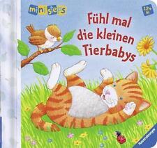 Kindersachbücher für unter 2 Jahre im Bilderbuch-Format