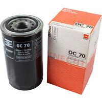 Original MAHLE / KNECHT Ölfilter OC 70 Oil Filter