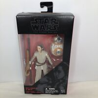 Star Wars: Elite Series Die Cast Action Figure - REY and BB-8, NEW IN BOX