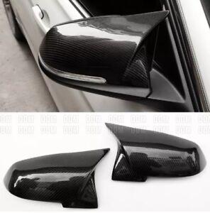 Coque rétroviseur Carbone BMW série 1-2-3-4-X1 NEW M3 design carbon mirror