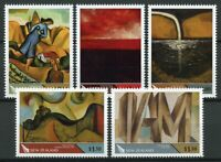 New Zealand NZ 2019 MNH Colin McCahon Paintings 5v Set Art Stamps