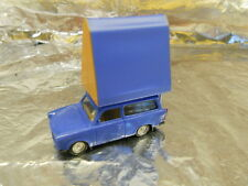 ** Herpa 024167 Trabant 601 S Universal with Roof Top Tent 1:87  HO Scale