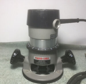 "PORTER-CABLE Model 6902 Router With 1/4"" Collett"