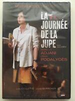 DVD NEUF *** LA JOURNEE DE LA JUPE *** ISABELLE ADJANI, DENIS PODALYDES