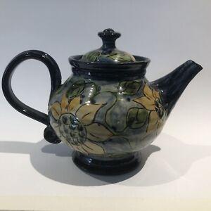 Paul Jackson Sunflower Teapot- Studio Pottery