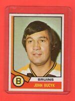 1974-75 O-Pee-Chee OPC  # 239 JOHN BUCYK  Nrmnt
