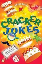 Cracker Jokes: The Bumper Book of Festive Funny Stuff, Li, Amanda, New Book