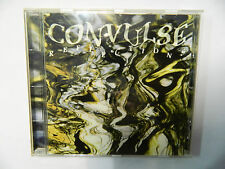 Convulse ‎– Reflections CD 1st PRESS DEATH METAL 1994 NB 114-2