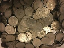 More details for 1947-1966 british one shilling coins from old bulk | bulk coins |pennies2pounds
