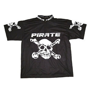 Pirate Trikot Big, Skull, Totenkopf, Pirat, Pirates