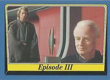 Star Wars Heritage - P3 'Episode III' San Diego Comic Con Promo Card