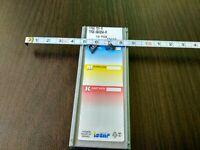 ISCAR TPGX 090204-R IC908 / TPGX 731-R IC908 10 pcs CARBIDE INSERTS
