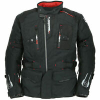 Oxford Copenhagen Motorcycle Motorbike Winter Waterproof Textile Jacket