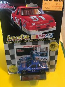 1992 Sterling MARLIN #22 Maxwell HOUSE Racing Champions car NASCAR Winston 1/64