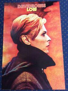 David Bowie Low 61cm x 91.5cm New Poster