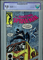 Amazing Spider-man #254 CBCS 9.8 NM/MT Marvel 1984 Amricons