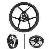 Front Wheel Rim For Kawasaki ZX6R 2009-2010 ZX10R 2006-2010 Black BU