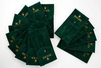 Lotto 15 Pochette Rolex Floccate Spedizione Gratis Novità Ottima Qualità New