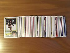 1984-85 O-Pee-Chee OPC Hockey Complete/Finish Your Set - You Pick