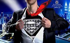 Superman T-Shirt (Black) / DC Comics / Players Preferred / Men's Tees
