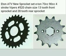 Eton 811654 633195 15x12 8 gram roller weights e-ton 4 stroke Viper 70 90 Rover