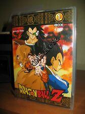 DRAGONBALL Z BOX 1 COFANETTO 5 DVD NUOVO SIGILLATO
