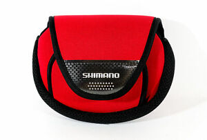 Shimano PC-031L Size S Spinning Reel Cover Reel Size 2000-2500 Red 785831
