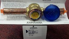 "Emerson, Liquid Moisture Indication, Sight Glass 1/2"" Odf Sweat"