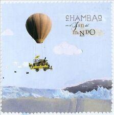 En El Fin Del Mundo * [CD & DVD] by Chambao (CD, Jan...