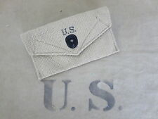 US Army Verbandspäckchen Tasche First Aid Dressing Kit Pouch Carrier Belt M-1936