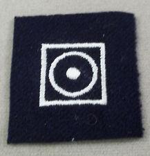 US Navy Sharpshooter Distinguishing Mark  On Wool