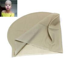 BALD CAP LATEX FLESH SKIN ADULT BALD HEAD WIG CAP RUBBER SKINHEAD COSTUME PRANK