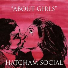 HATCHAM SOCIAL - Sobre Girls NUEVO CD