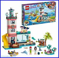 BRAND NEW Lego Friends 41380 Lighthouse Rescue Centre 602 Piece With Minifigures