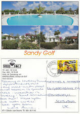 1996 SANDY GOLF MASPALOMAS CANARIES SPAIN COLOUR POSTCARD