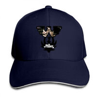 Waylon Jennings Snapback Baseball Hat Adjustable Cap