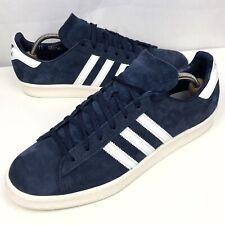 Adidas Originals Campus 80s Japón Pack Size UK 11 (eu46) para hombres zapatos azules de gamuza