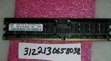1GB DDR1 DDR PC2700R PC2700 333MHZ 333 184PIN DIMM ECC-REG REGISTER 64X8 2RX8