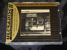 Elton John Tumbleweed Connection Sealed 24kt Gold Cd Disc1991 MFSL UDCD 543