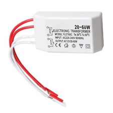 Electronic Transformer Entrance AC220-240V 50 / 60Hz 20-60W For LED Halogen B FP