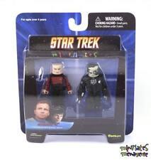 Star Trek Minimates Series 4 TNG Captain Picard & Borg Drone