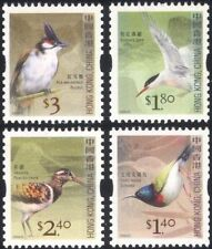 Hong Kong 2006 naranjero/charrán/Snipe/Sunbird/Aves/Naturaleza/vida salvaje bobinas de 4 V (n16951)