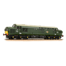 Bachmann 32-791DS Class 37/0 No: D6739 BR Green Small Yellow Panel OO Gauge