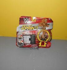 Playmates WWE Nitro Sprints Basic Vehicle Bull Bruiser Truck - The Rock